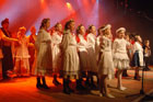 Najpiękniejsze polskie kolędy i pastorałki oraz tańce ludowe w wykonaniu ZPiT