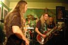 Koncert zespołu Złe Psy w lubelskim klubie