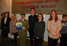 II Konkurs Historyczny o Żołnierzach Wyklętych organizowany przez  Gimnazjum nr 1 w Zamościu oraz Muzeum Zamojskie